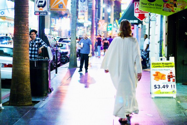 Jesus Walks Hollywood