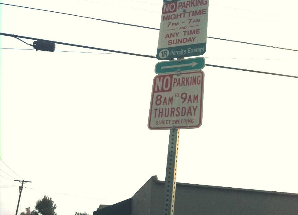 One of The More Confusing Signs